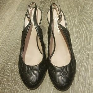 Chanel heels...worn once